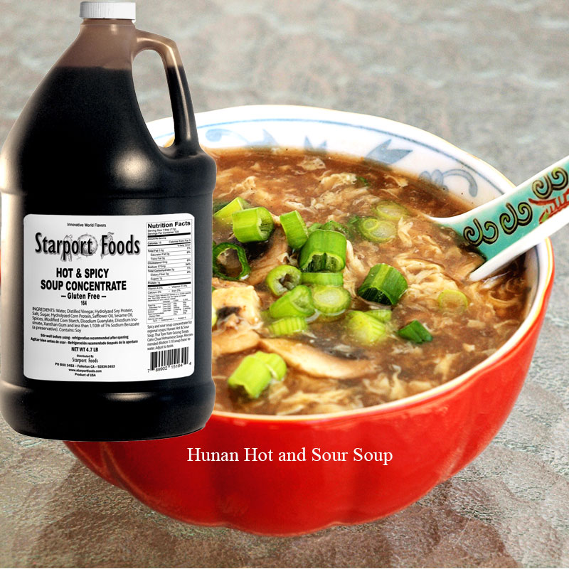 Hot and Sour Soup Recipe Image
