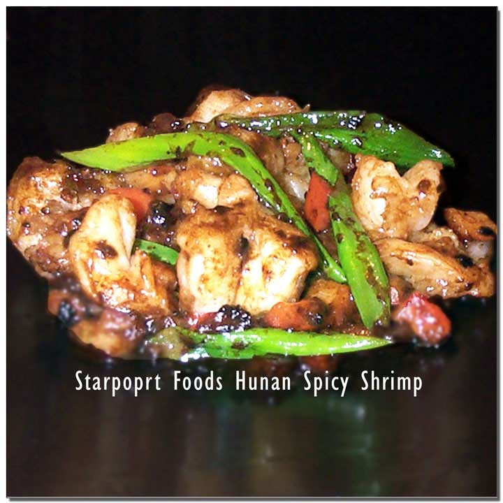 Spicy Hunan Shrimp Gluten Free Recipee Image