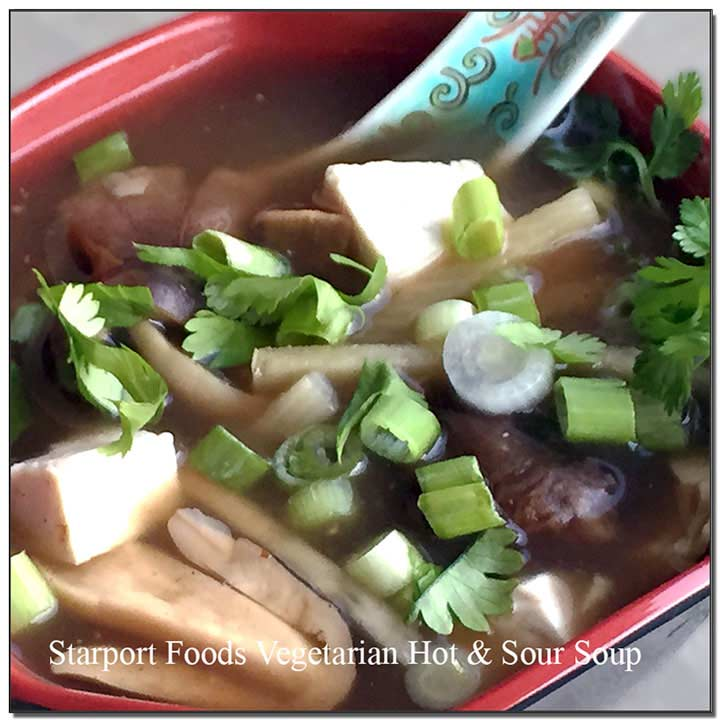 Vietnamese Canh Chua Hot and Sour Soup Image
